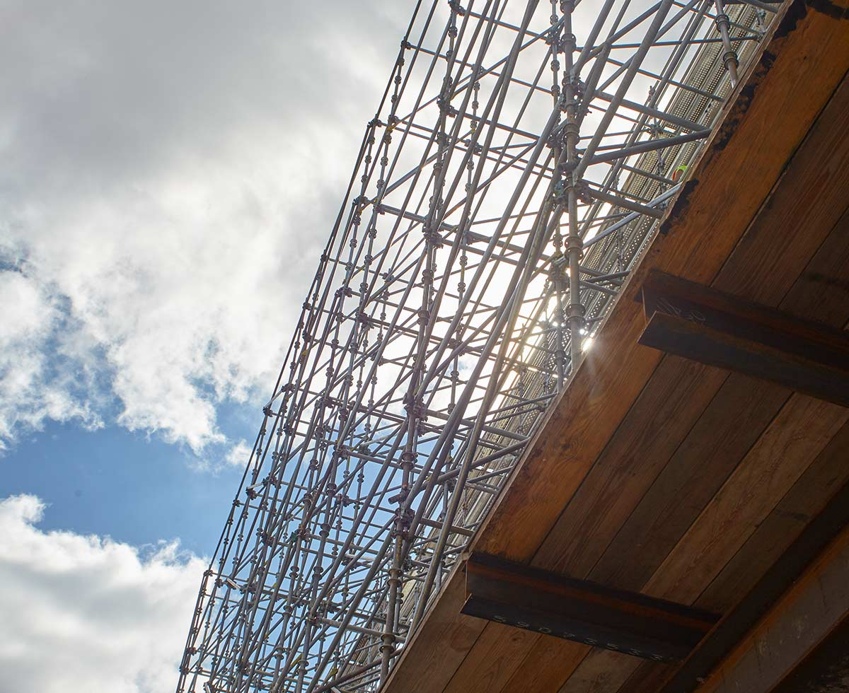 Scaffold   Forming and Shoring   Fireproofing   BrandSafway